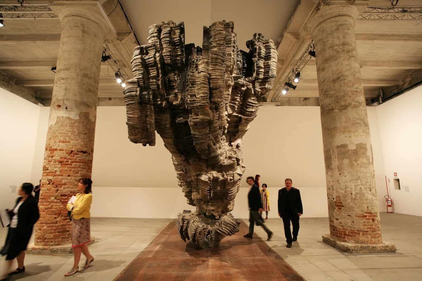 55. Esposizione Internazionale d'Arte - Il Palazzo Enciclopedico - la Biennale di Venezia - Foto F Galli