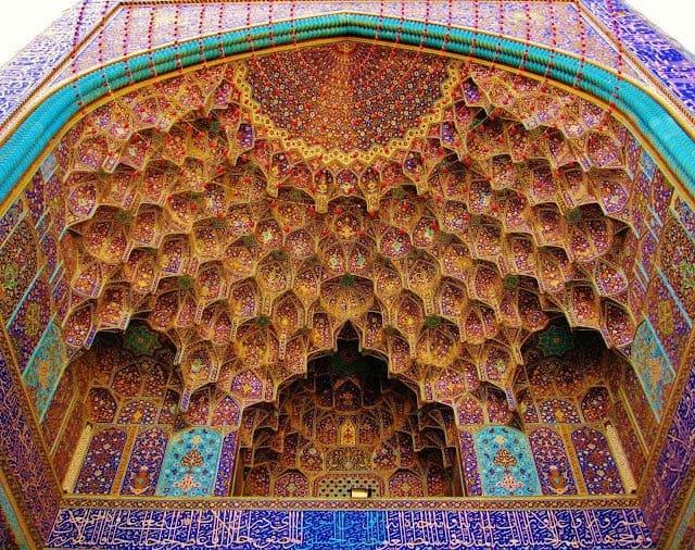 Τέμενος του Ιμάμη, Ισφαχάν, Ιράν