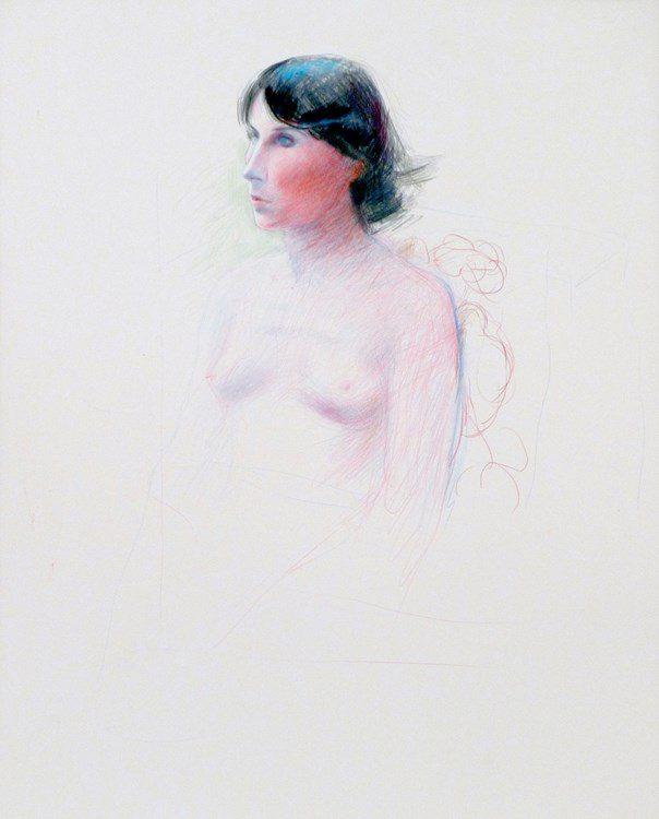 Study of L.A., Paris, 1975