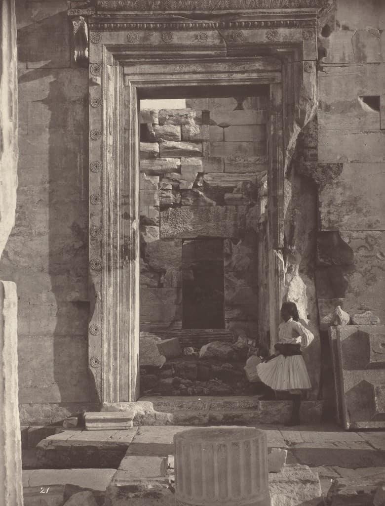 william-james-stillman-the-acropolis-of-athens-plate-21-1869-1870-1
