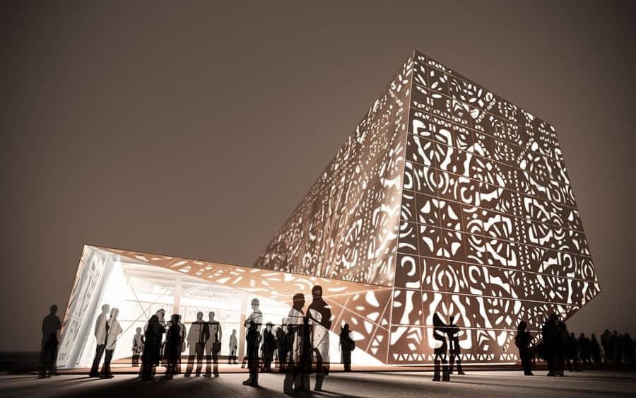 Pavillon Polonais Expo 2010, Shanghai / WWA Architects, Varsovie