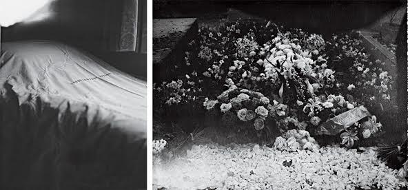 Το κρεβάτι της Virginia Woolf και ο τάφος της Susan Sontag στο νεκροταφείο του Montparnasse